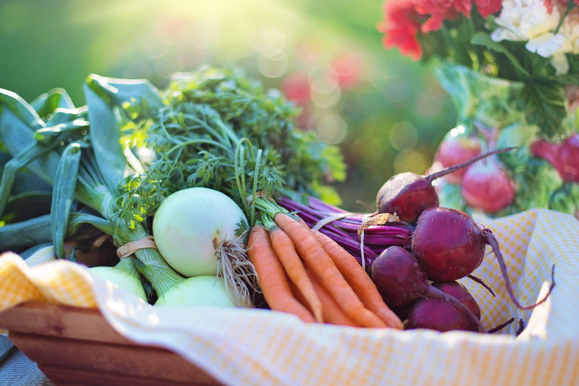 Hållbara matvanor