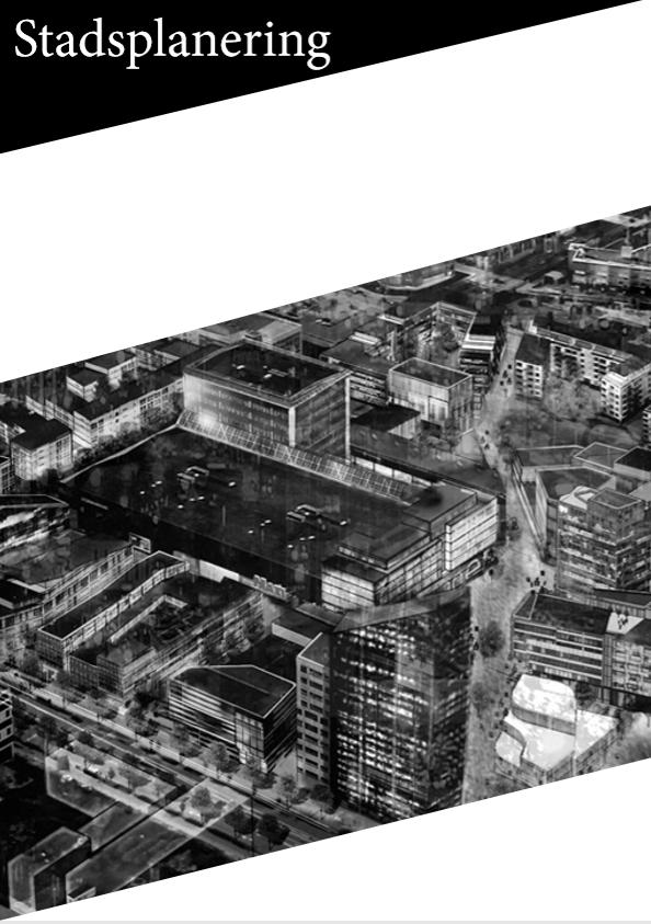 Stadsplanering – Isak P